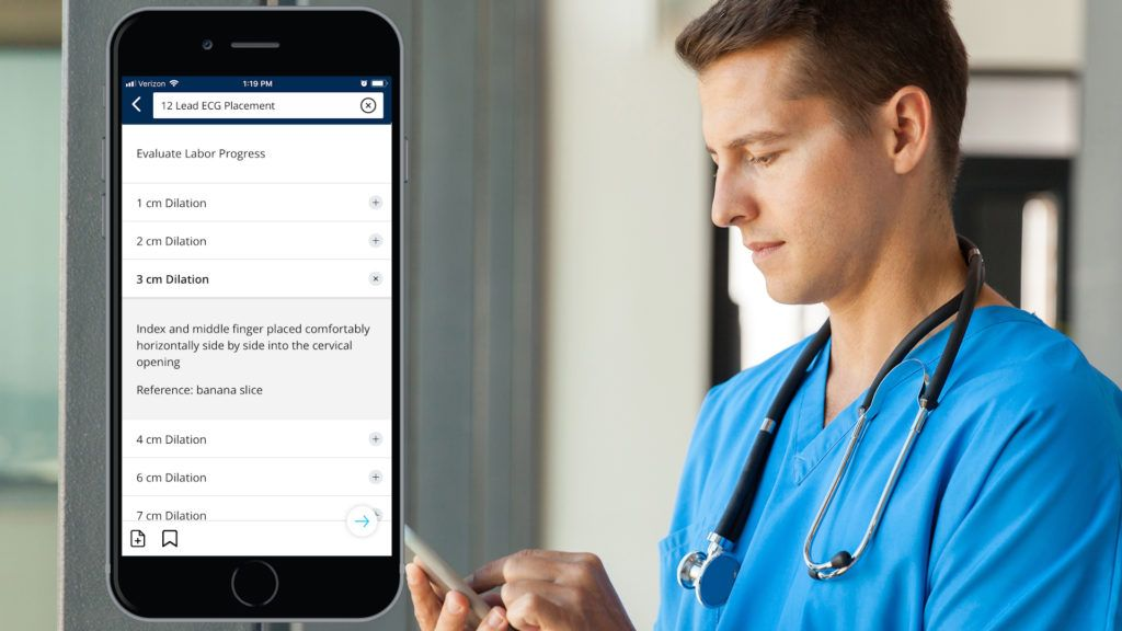 Byod apps close gaps for nurses nclex mastery in 2020