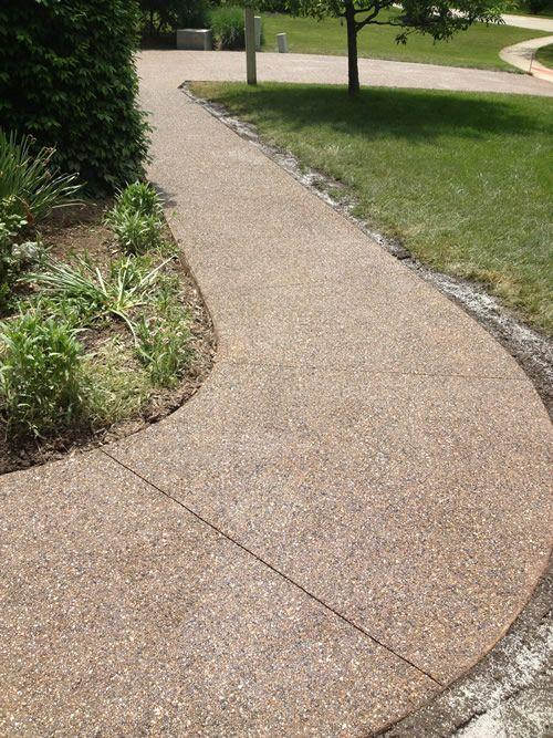 Concrete Walkway-Driveway Gahanna Ohio | Custom Concrete Plus