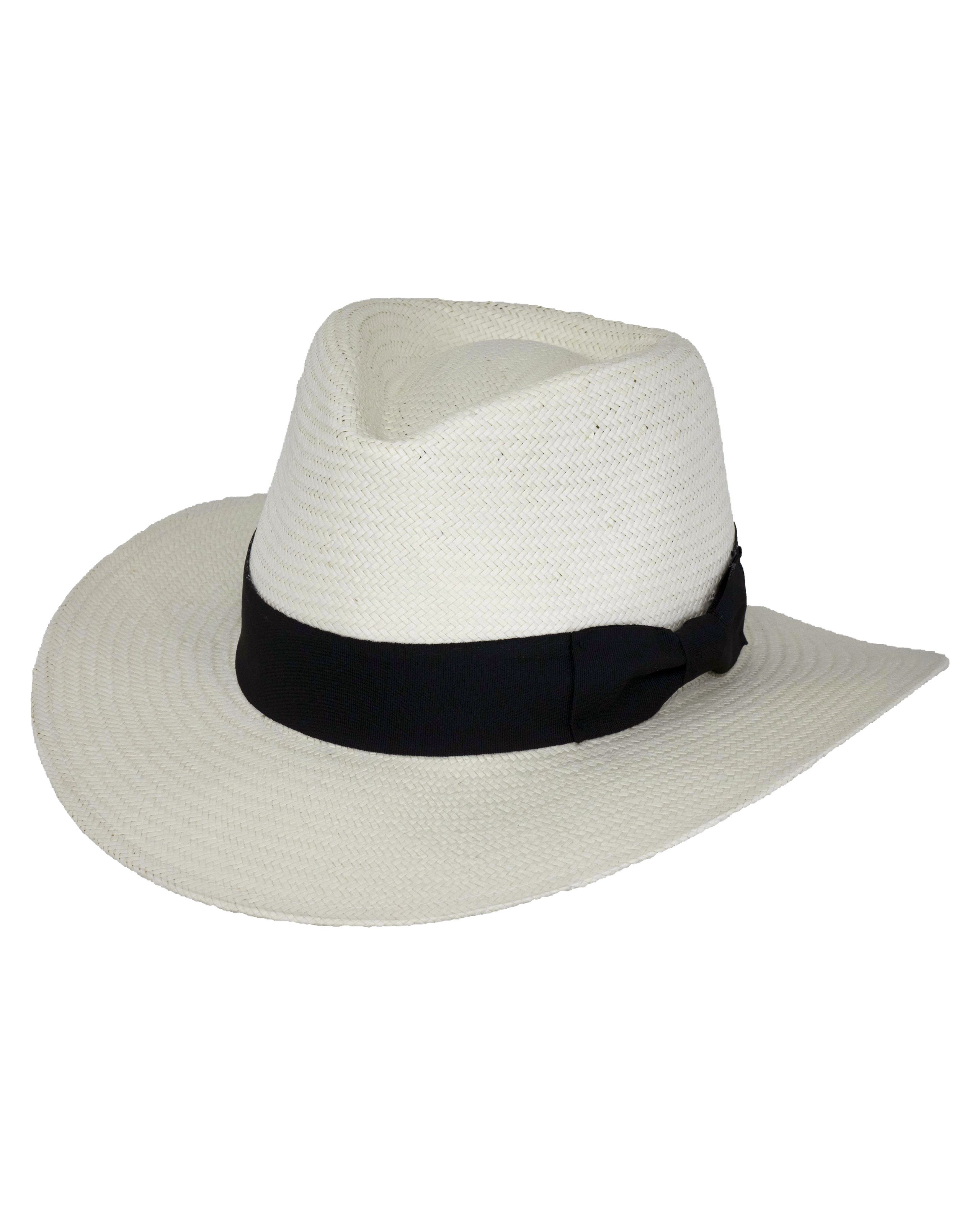 d26d9c45 Simply put, The Brewster Straw Hat is both simple and elegant. Made from a