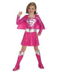 haloween costume for the super girl!