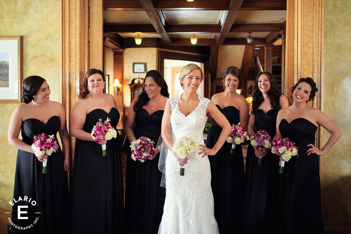 Bride bridesmaids long gown bridesmaid dresses wedding bride bridesmaids long gown bridesmaid dresses wedding photography bridal style ombrellifo Images