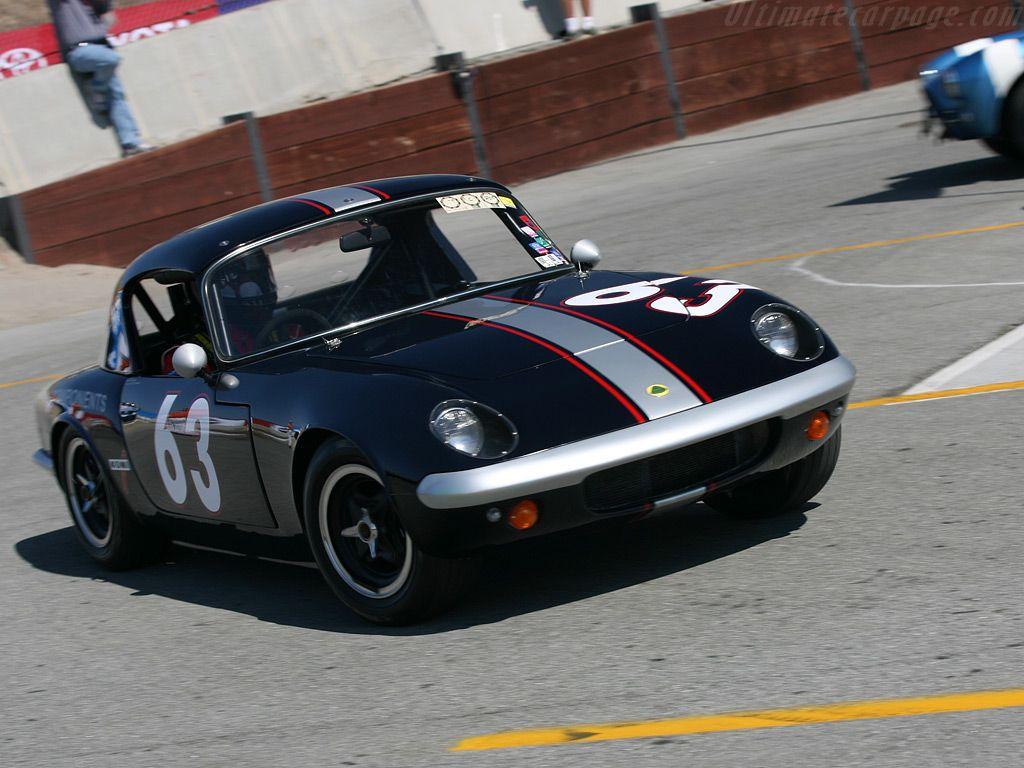 Lotus Elan 26R Lotus Elan 26R (26-S2-34) - 2006 Monterey Historic ...