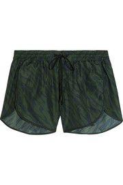 The UpsideMakau printed shell shorts