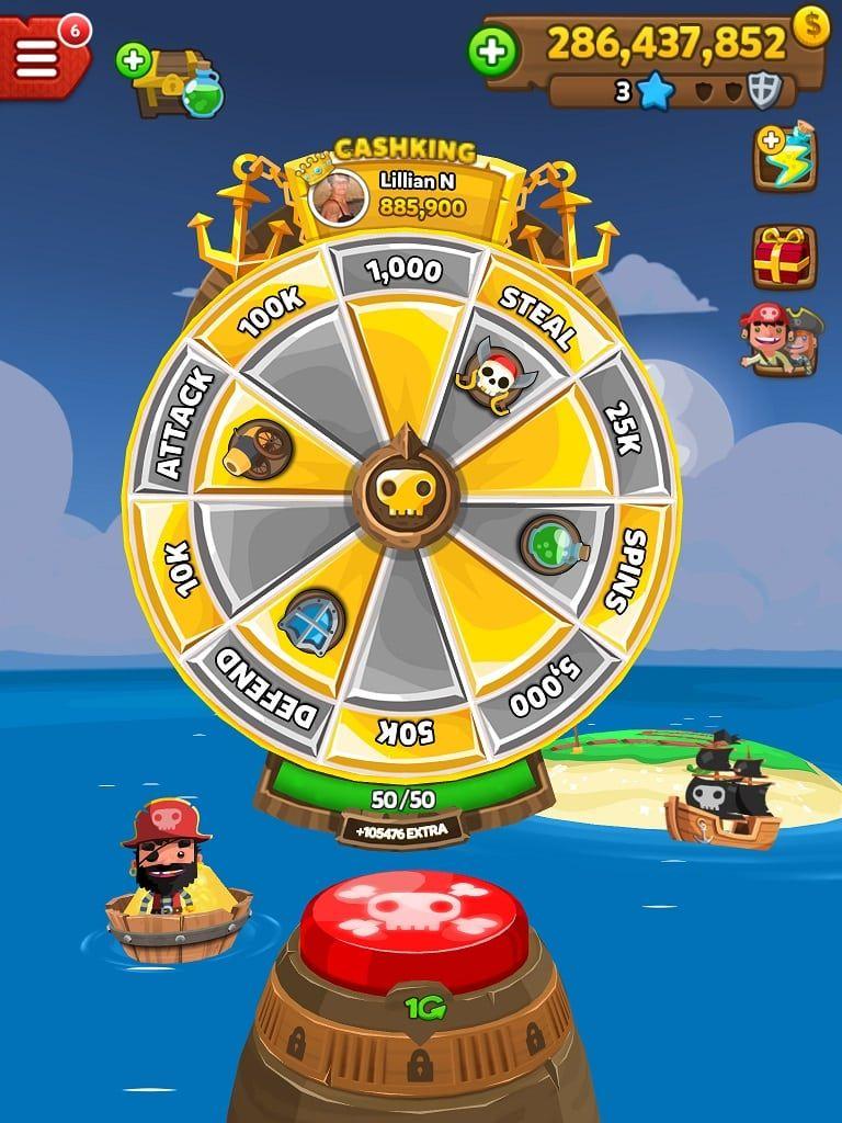 Pirate Kings 4 3 4 Hack iOS iPhone iPad iPod iTunes Apple