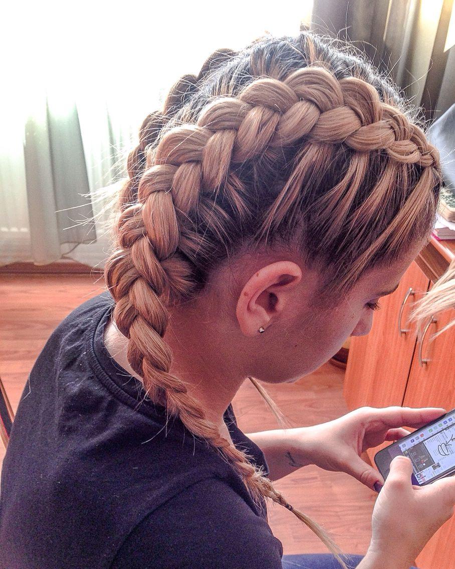 boxer braid | hair!:) | pinterest | boxer braids, hair style and