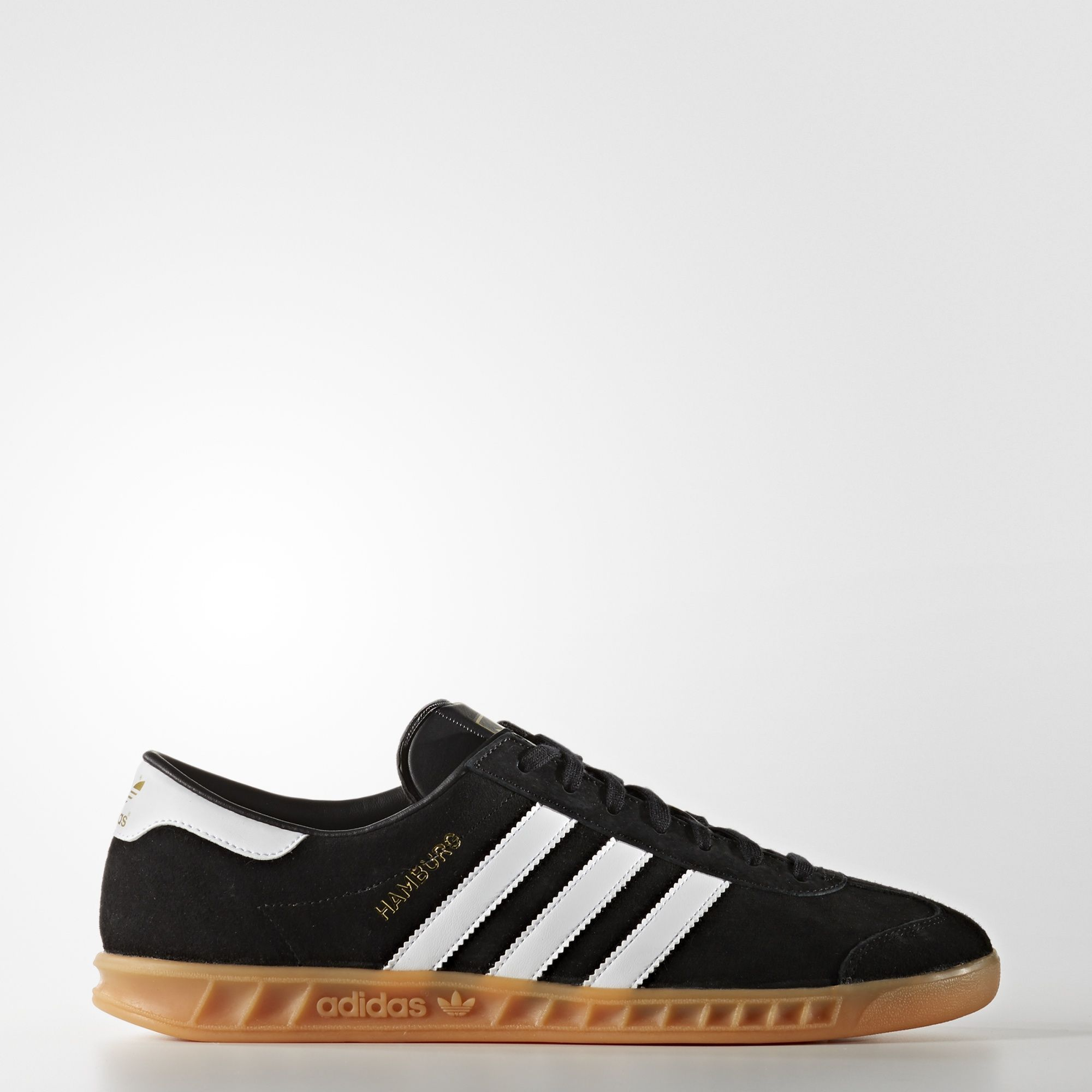 Shop for Hamburg Shoes - Black at adidas. See all the styles and colours of  Hamburg Shoes - Black at the official adidas online shop Ireland.