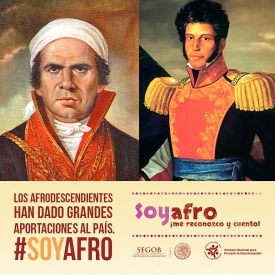 José María Morelos y Vicente Guerrero, figuras de la Independencia ...