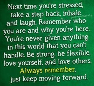 Inspirational Quotes About Moving On | Positive Inspirational Quotes: Just keep moving forward... | so true