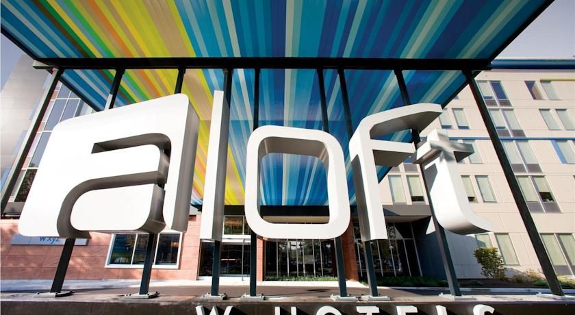 Aloft Philadelphia Airport Philadelphia This hotel is