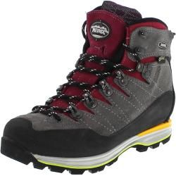 Meindl Air Revolution 4.1 Lady Grau Brombeer Damen Trekking Stiefel Meindl #hikingtrails