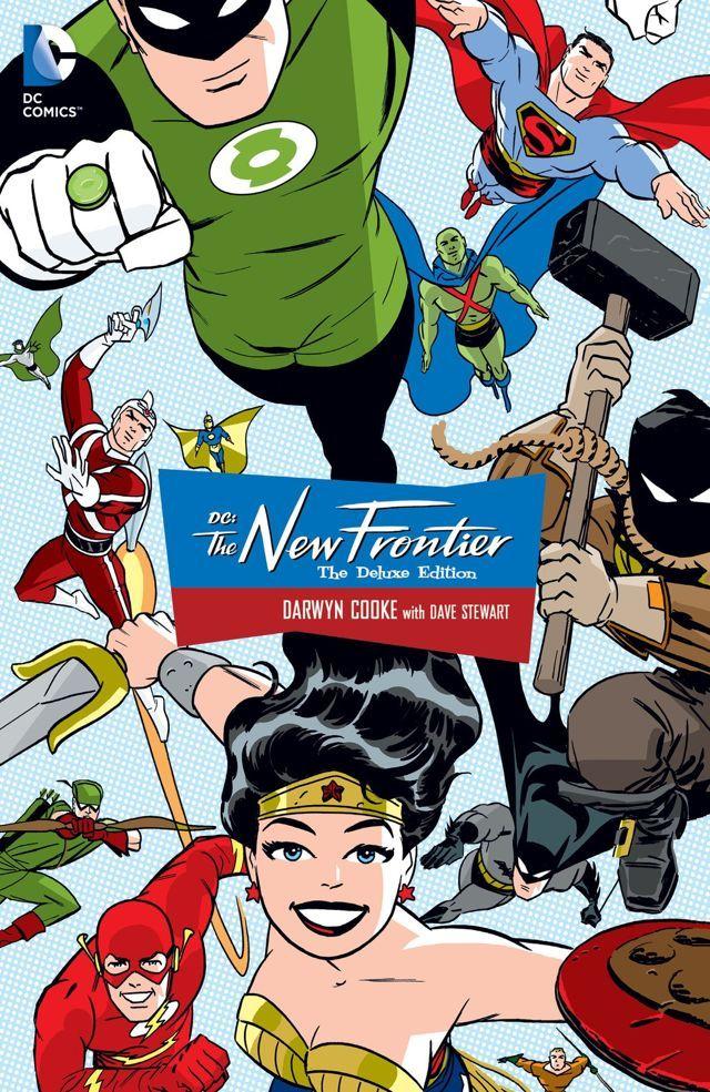 Batman Superman Wonder Woman Trinity Deluxe ED Omnibus Graphic Novel DC Comics