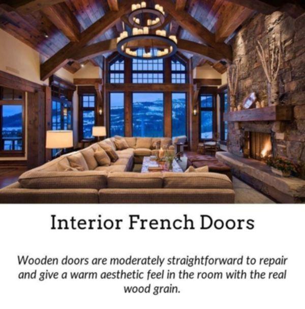 Bathroom French Doors | House Doors | Double Glazed Interior Doors | French  Style Internal Doors