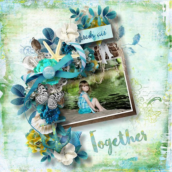 "Kit "" Fresh Air "" by Florju Designs Photo by Sandra http://digital-crea.fr/shop/index.php?main_page=product_info&cPath=155_167&products_id=20747"