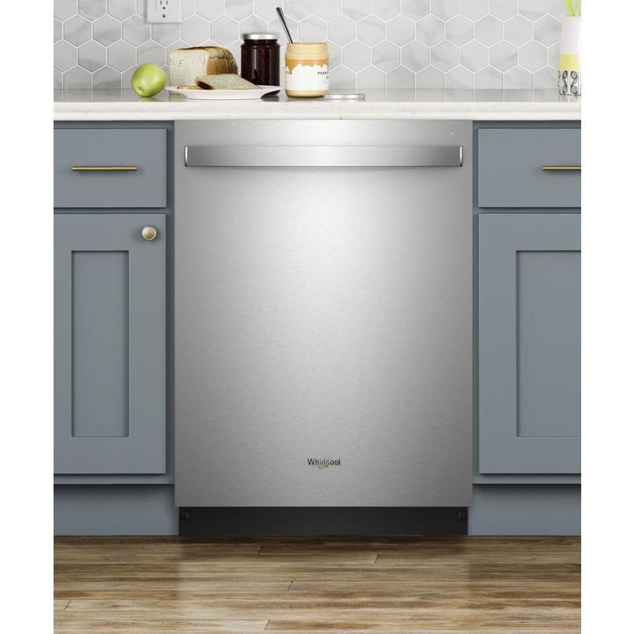 Steel Tub, Stainless Steel Dishwasher
