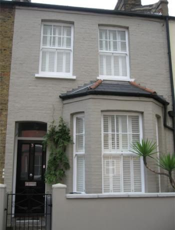 The 25 Best Masonry Paint Colours Ideas On Pinterest Exterior Masonry Paint Grey Masonry