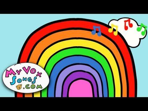 Top 10 Rainbow Preschool Songs Rainbow Songs Preschool Songs Songs