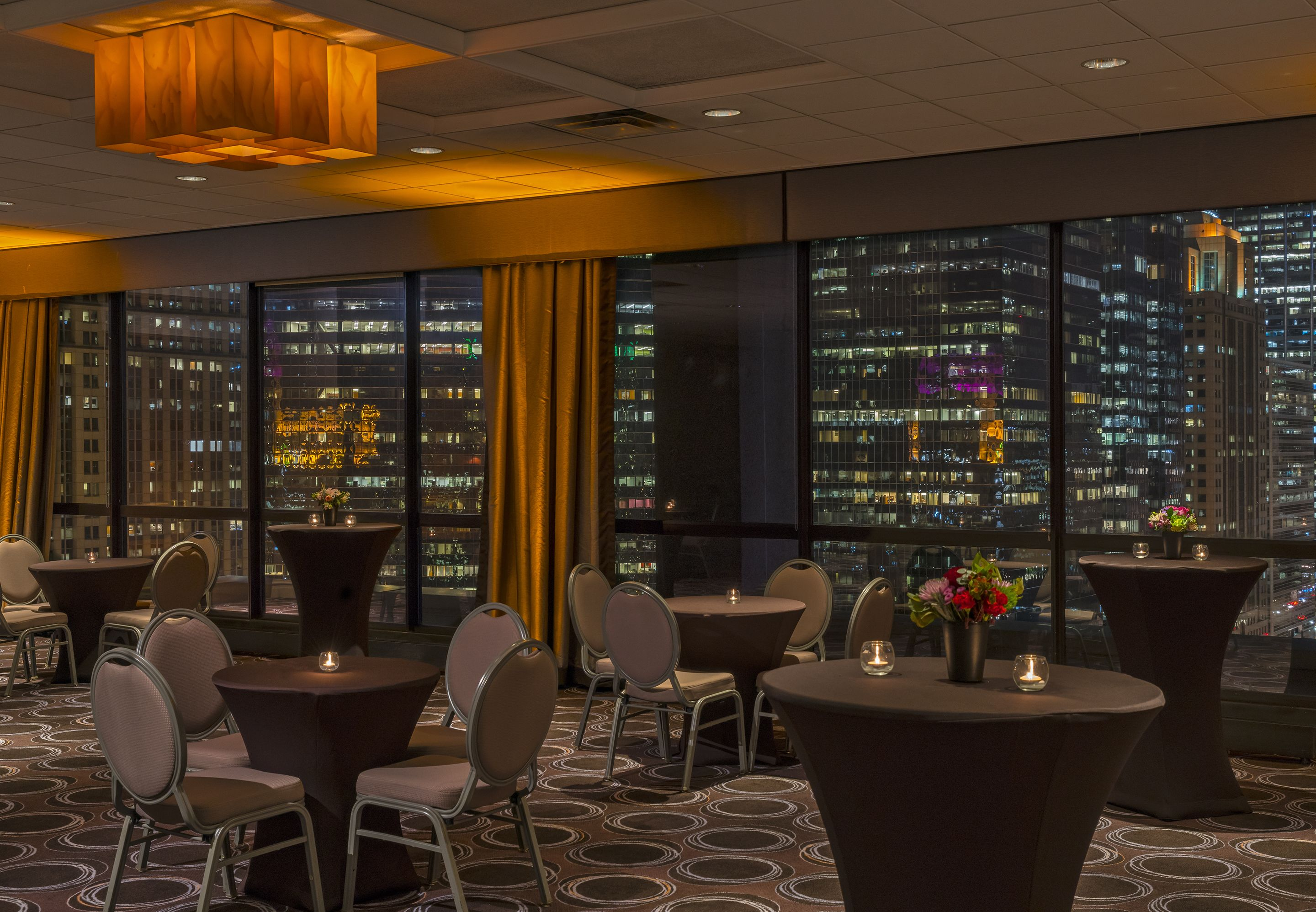 Wolf Point Ballroom Pre Function Chicago Holiday Holiday Inn Pre Function