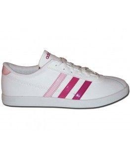 zapatillas mujer adidas vlneo court
