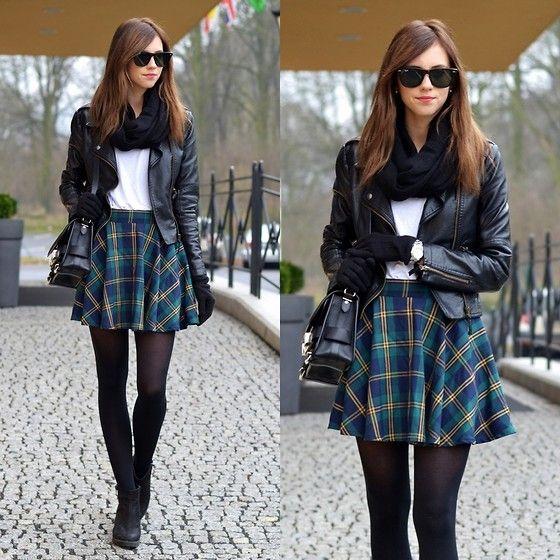 25  best ideas about Plaid skirts on Pinterest | Kilts, Kilt skirt ...