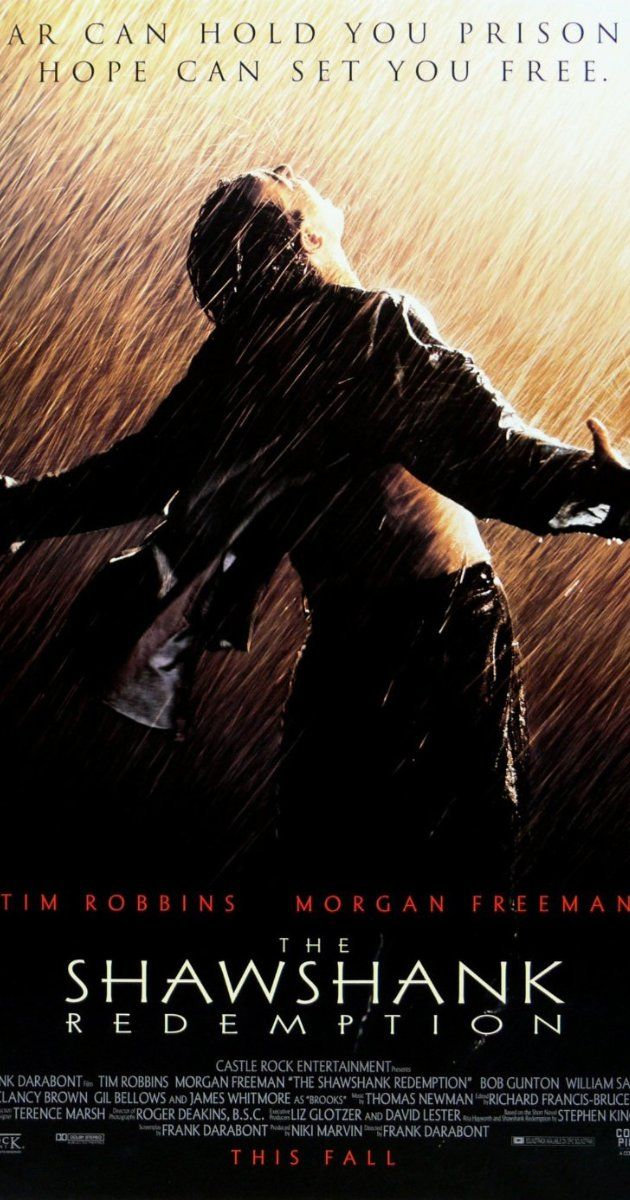 Rita Hayworth And Shawshank Redemption Story By Stephen King