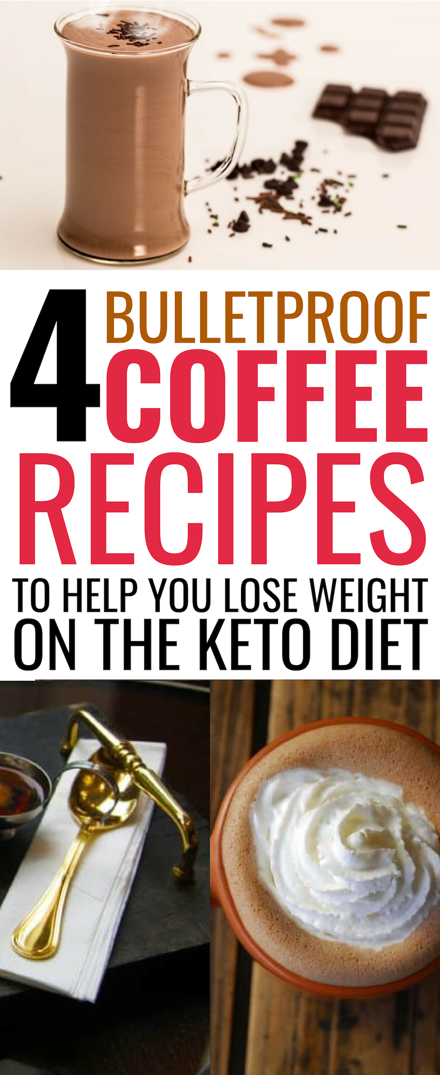 4 Bulletproof Coffee Recipes That'll Make Being On The Keto Diet Easier