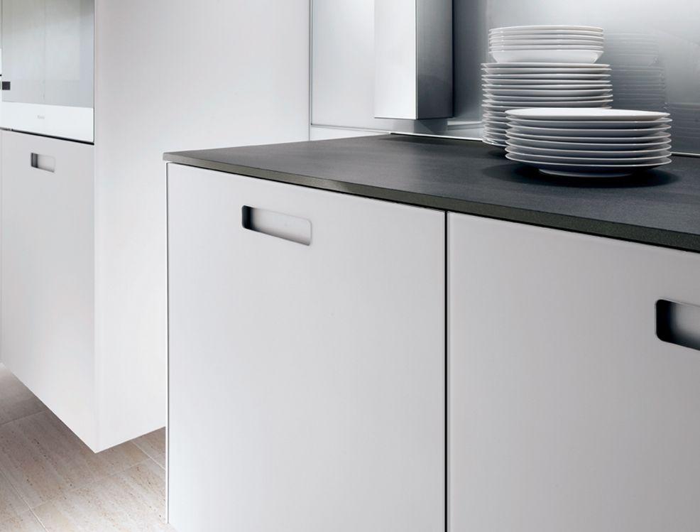 Next125 Nx 902 Steengrijs Glas Mat Kitchen Pinterest Kitchen