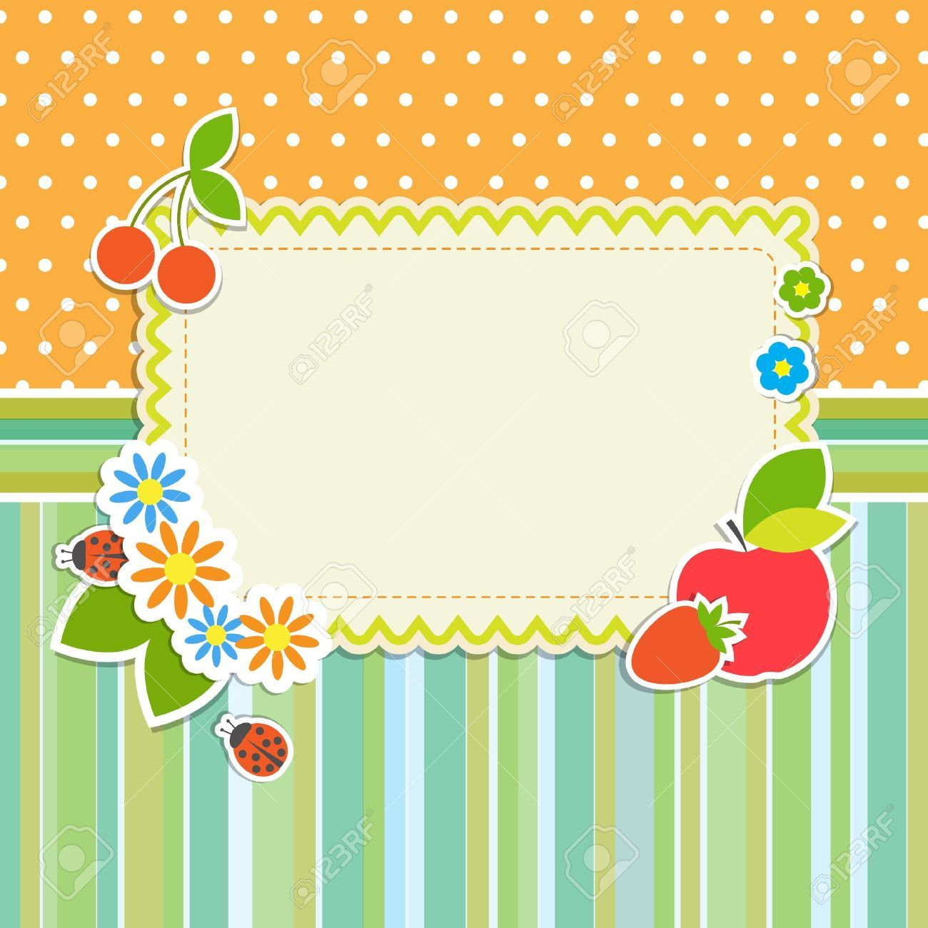 frame fruits - Google\'da Ara   Marcos   Pinterest   Hojas de diseño ...