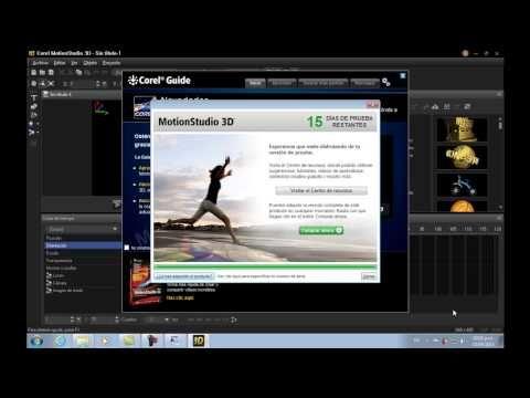 corel motion studio 3d