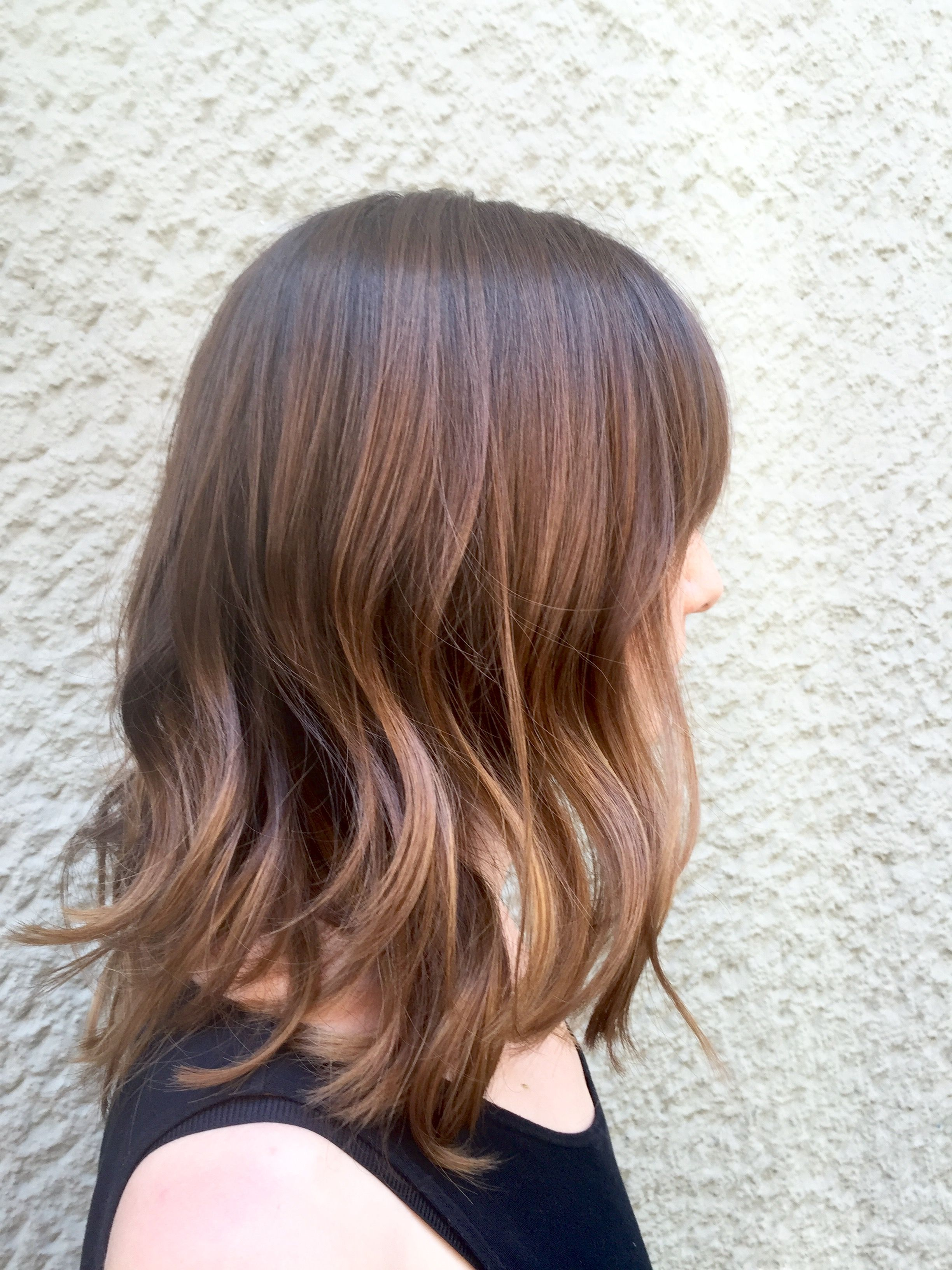 Cut and highlights hair style by me pinterest hair style