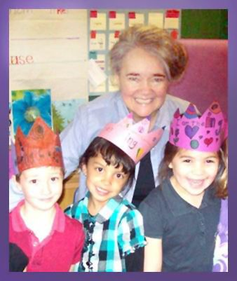 A place for passionate preK-1 literacy educators. Enjoy free e-newsletter, video clips, little books, poetry, and writing templates.