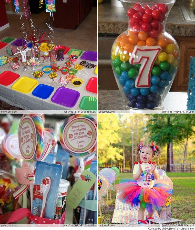 Candy Party, Birthday Candy, Birthday Party