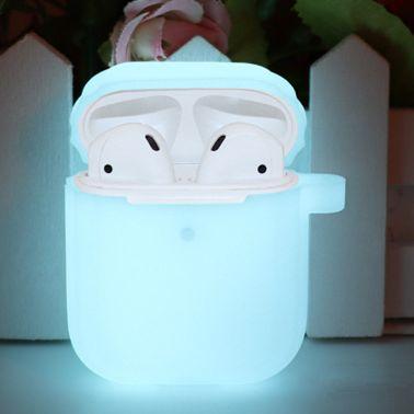 Glow In Dark Airpods Case Cover Cute Ipod Cases Earbuds Case Airpod Case