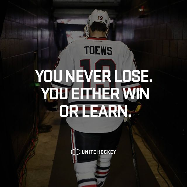 Motivational Quotes For Sports Teams: Inspirational Hockey Quotes