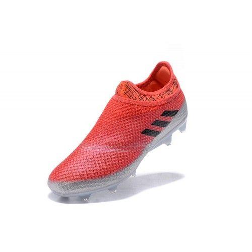 Comprar Adidas Messi 16 Pureagility FG AG Rojo Botas De Futbol ... 1afaeadefbbbe