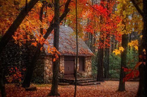 Stone Cottage, Asheville, North Carolina