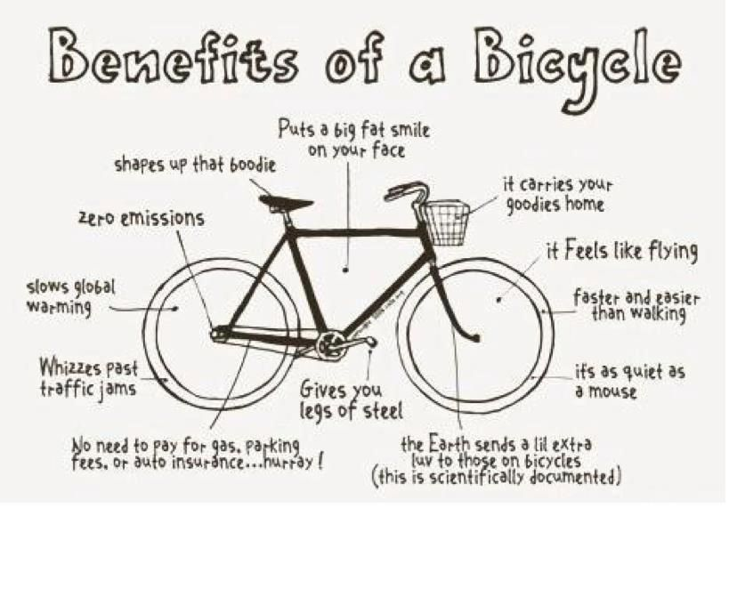 The Many Benefits of a Bicycle Cartoons u0027n Images Pinterest - bicycle repair sample resume