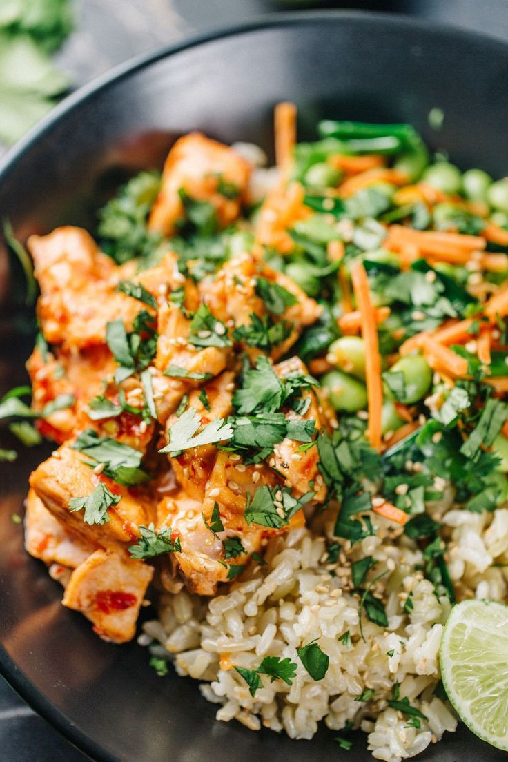 25 Rice Bowl Recipes That Make Cooking Dinner Almost Too Easy