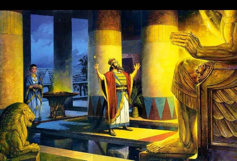 Marduk temple