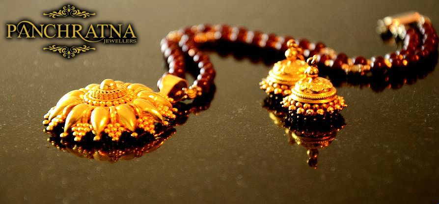 The Best Gift You can Ever Give...  Exclusive Wedding Jewellery Collection only Panchratna Jewellers