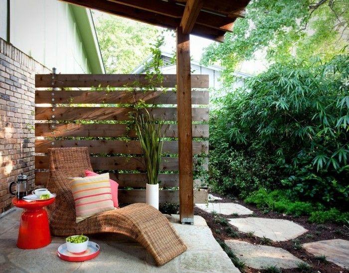 Great Schöne Gartenideen Palettenzaun Selber Bauen