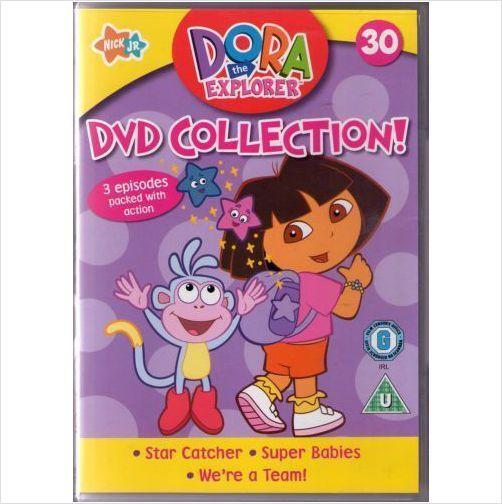 Dora The Explorer No 30 Dvd Collection 3 Episodes Packed With Action 2 99 Free Postage Dora The Explorer Dora Dvds For Sale