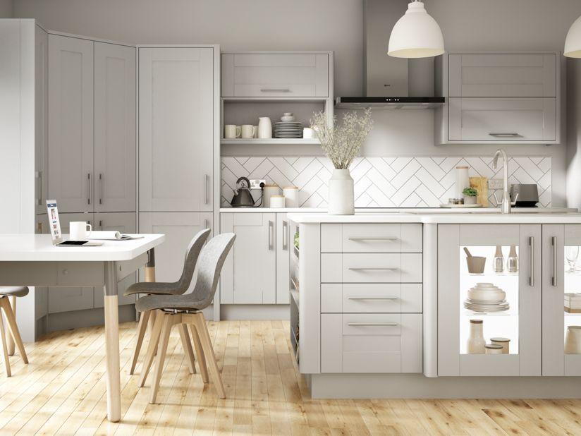 Best Milton Grey Wickes Co Uk Kitchen Design Kitchen 640 x 480