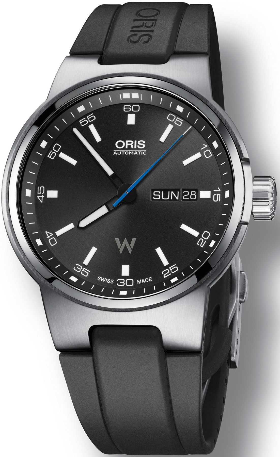 automatic gents orisaquisdate watchshop watch com oris aquis watches mens original