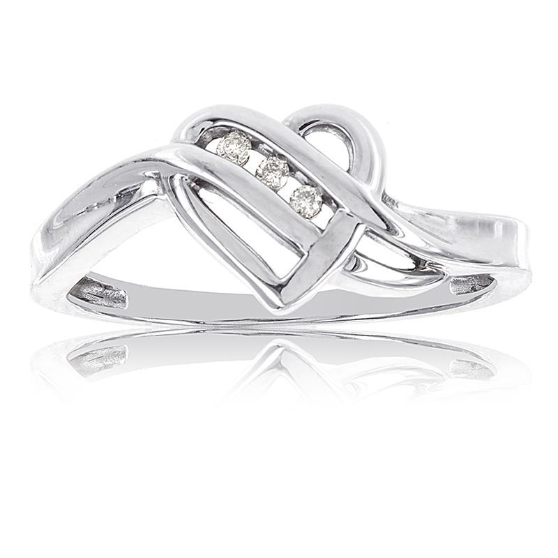 This Simple Yet Elegant Promise Ring Is A Perfect Symbol Of Love You