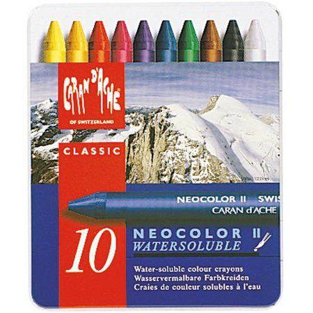 Amazon Fr Taotree 36 Crayons Aquarelle Pour Enfants Coloration