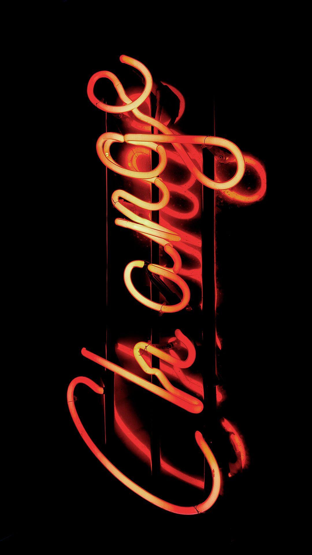 Neon Sign Wallpaper iphone neon, Neon signs, Neon wallpaper