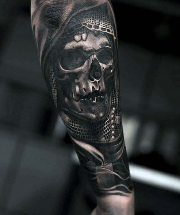 9d98513d0edf7 50 Badass Forearm Tattoos For Men - Cool Masculine Design Ideas ...