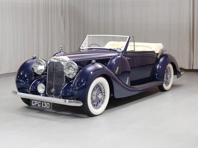 1938 Lagonda V12 Drophead Coupe | Hyman Ltd. Classic Cars