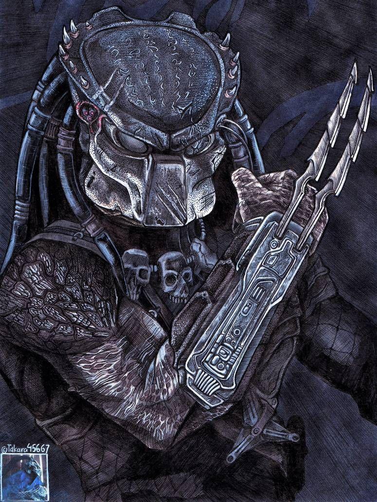 PREDATORS: Berserker #2 by Takara45667 on DeviantArt ...