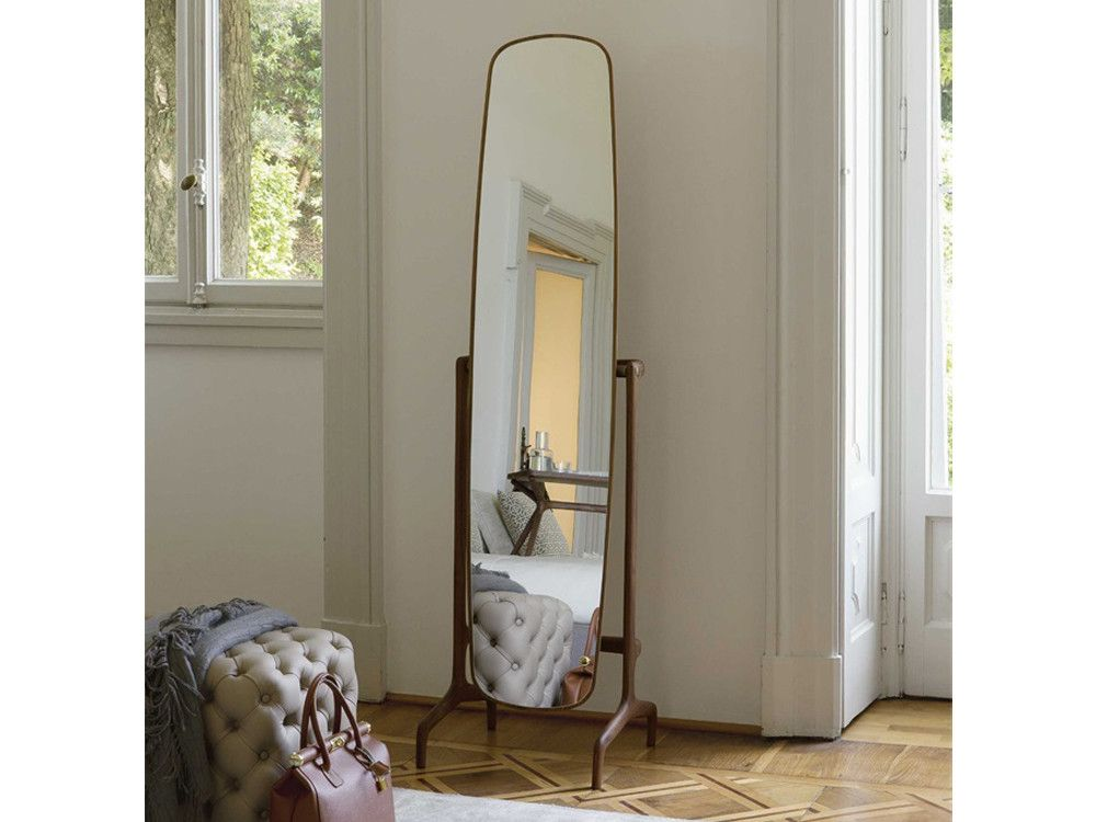 Timothy Free Standing Mirror With